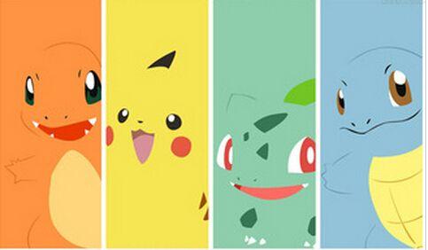 Papel de parede! Pikachu Pokemon Poster Retro adesivo de parede, Home Decor…
