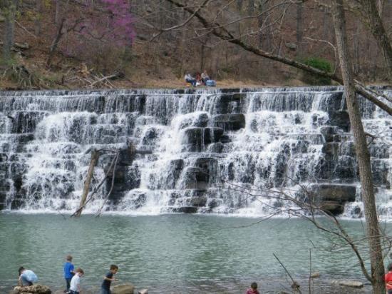 Visit Devil's Den State Park near Fayetteville, Arkansas