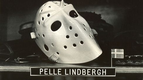 Another of Pelle's mask