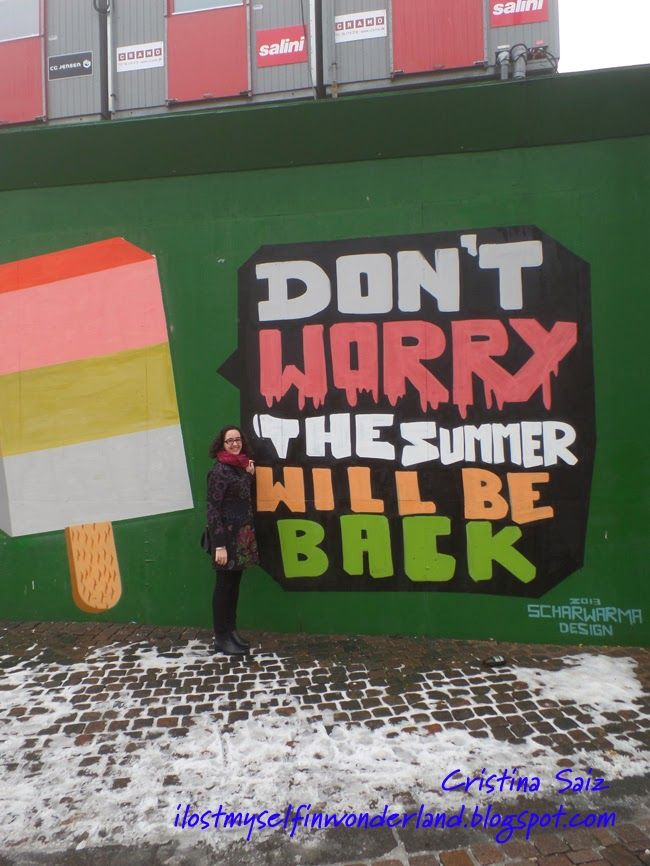 """""""Don't worry, the summer will be back"""" I lost myself in Wonderland: Planes invernales en Copenhague"""