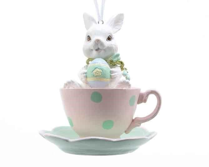 Húsvéti nyuszi csészében