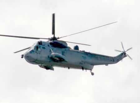 Sikorsky S-61A CH-124B-2 Sea King