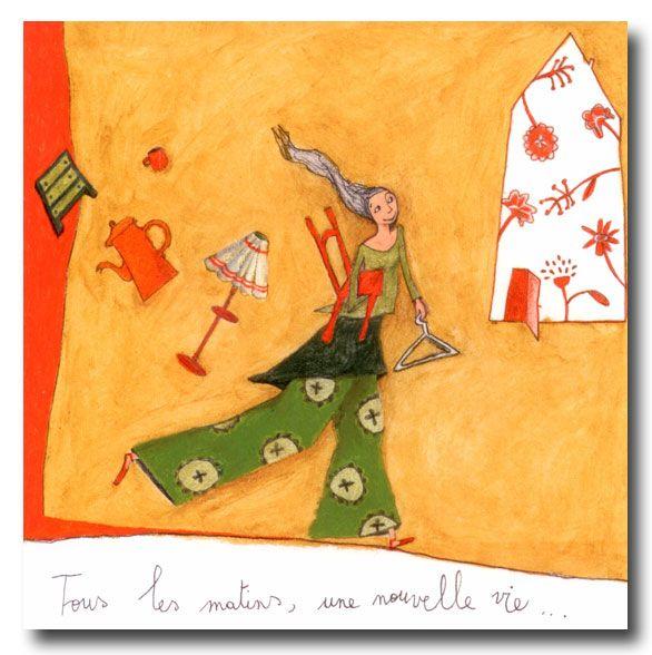 CARTES D'ART > RUTSAERT Anne-Sophie RUTSAERT Anne-Sophie - e-mages - La carterie d art