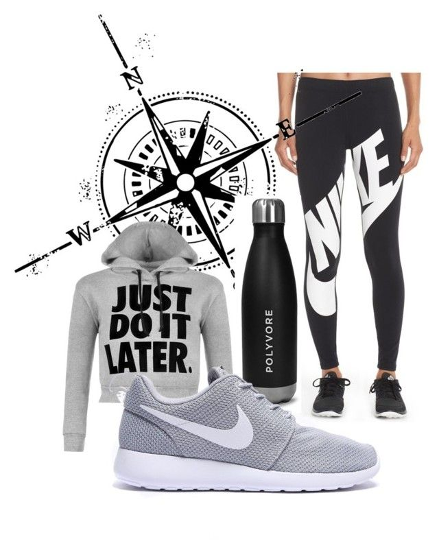 """#ContestOnTheGo #ContestEntry"" by anagalvezschuler on Polyvore featuring NIKE, WearAll, contestentry and ContestOnTheGo"