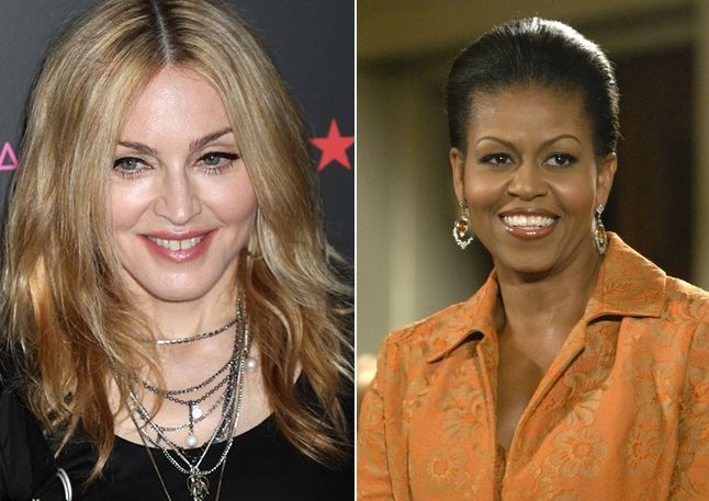 Madonna e Michelle Obama popularizam massa +http://brml.co/1Bb0gyo