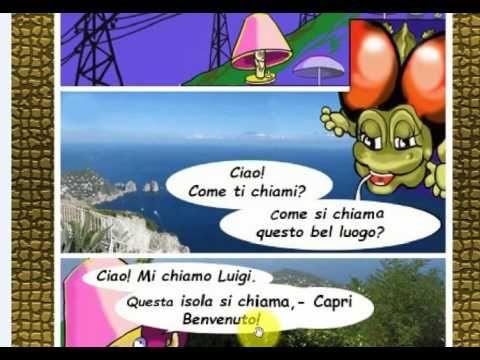 Итальянский язык для начинающих. От носителя языка. Урок №1