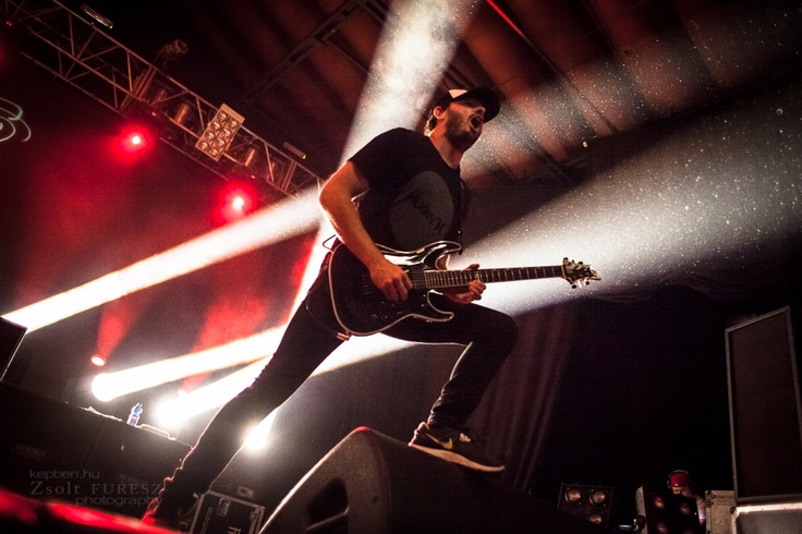 RealSaw Photography - Live and Music - Parkway Drive