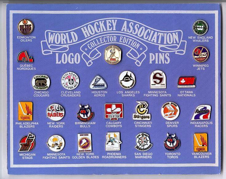 WHA Logo Pins