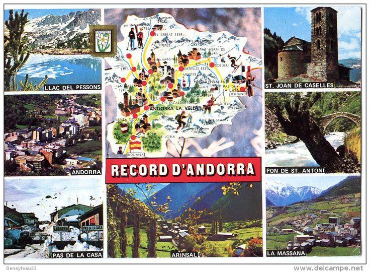 Andorra Laceprof Materiali