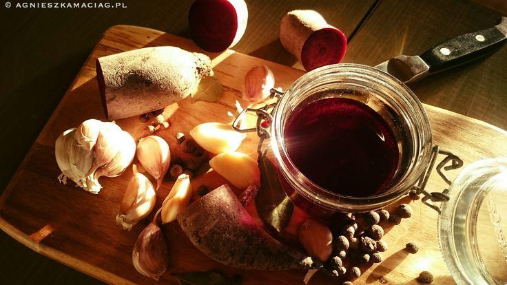 Genialny zakwas z burak�w domowej roboty � wzmacnia krew i odporno��. Naturalny nap�j energetyczny.