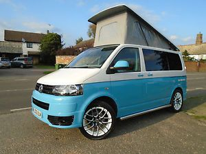 2013-VOLKSWAGEN-TRANSPORTER-T5-A-C-102PS-BRAND-NEW-RETRO-CAMPER-VAN-CONVERSION