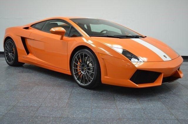 2010 Lamborghini Gallardo Valentino Balboni LP 550-2 Edizione Limitata 1 of
