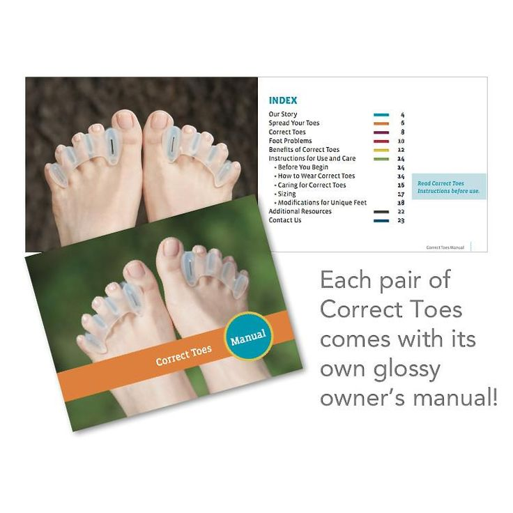 Correct Toes Original