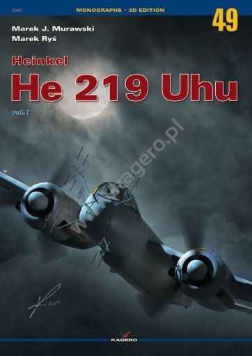 49 - Heinkel He 219 Uhu - Internet shop