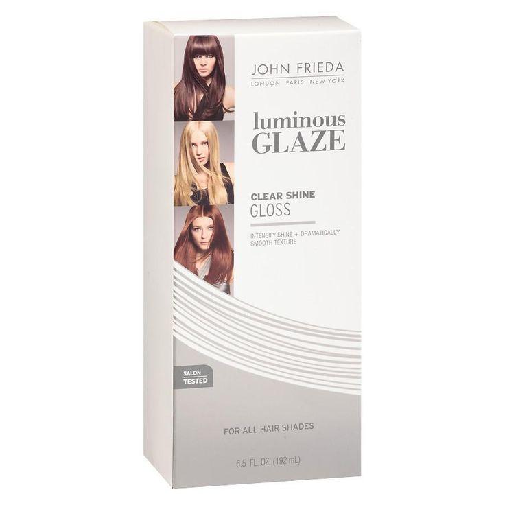 John Frieda Clear Shine Luminous Hair Glaze