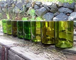 Wine Bottles Reincarnated: Recycled Glasses, Glasses Tumblers, Recycled Wine, Wine Bottle Glasses, Wine Bottles, Glasses Bottle, Wine Glasses, Wine Tumblers, Products