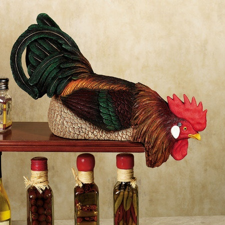 I Have A Bit Of A THING About Roosters. I Would Completely Put This In My  Kitchen Over The Sink.