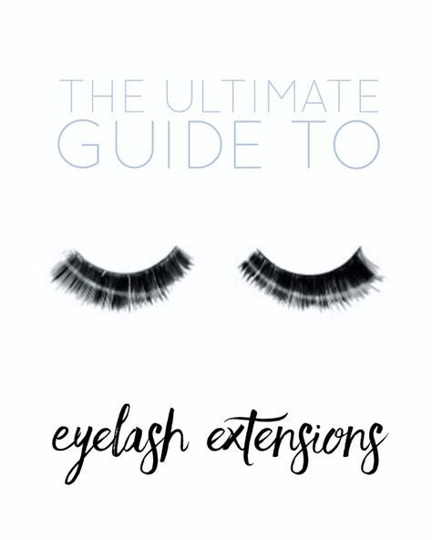 """Eyelash Extensions have been around for a few years now and the demand for them is only growing! We've seen them all over Hollywood with celebrities like the Kardashians and Beyonce rocking these beauties! Why not try what they've been raging about, but first lets get the 411 on these puppies! [themify_icon icon=""""fa-arrow-down"""" link=""""http://""""]PIN IT! [themify_icon icon=""""fa-arrow-down"""" link=""""http://""""] What are eyelash extensions? Eyelash extensions are l..."""