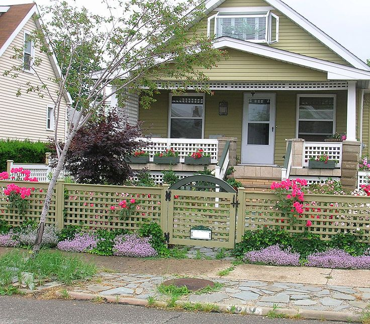 Cheap Front Yard Ideas 14 best front yard ideas images on pinterest | front yard fence