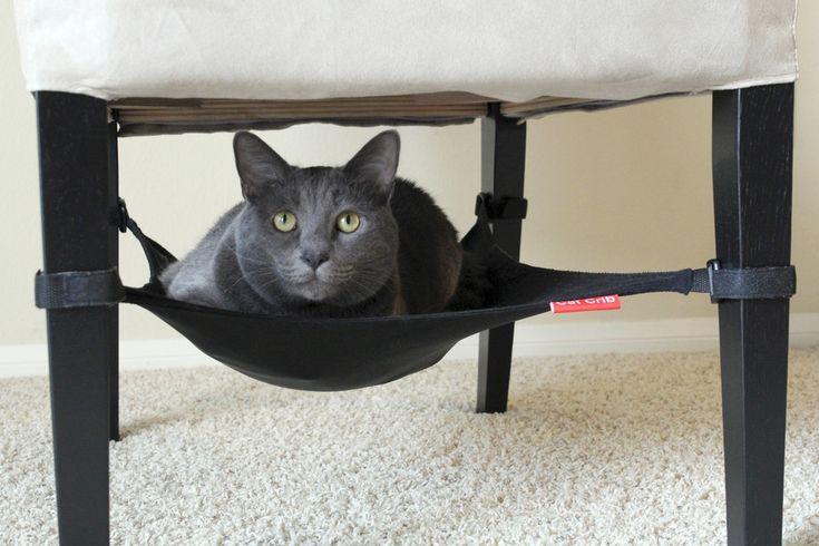 Cat Crib Katzenhängematte - Damit kann deine Katze richtig abhängen!