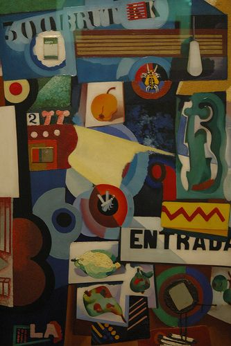 Amadeo de Souza-Cardoso: Entrada (1917)