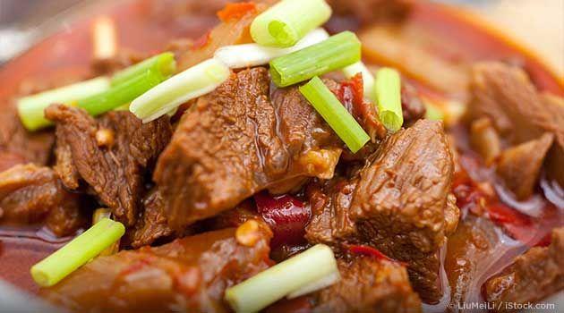 ruebe la Receta de Estofado de Res Estilo Marroquí del Dr. Mercola y experimente su fusión deliciosa rica en sabores y beneficios nutricionales. http://recetas.mercola.com/receta-de-estofado-de-res-marroqui.aspx