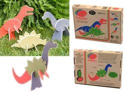Topozoo Build-Your-Own Dinos  $34.00