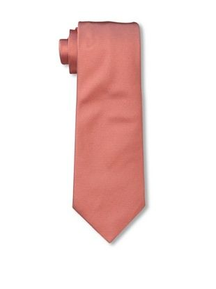 61% OFF Valentino Men's Solid Tie, Orange