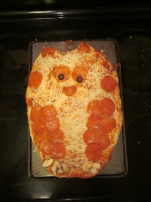 Owl Pizza Recipe... This would be great for following directions! - - Re-pinned by @PediaStaff – Please Visit http://ht.ly/63sNt for all our pediatric therapy pins