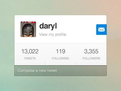 Twitter-thing