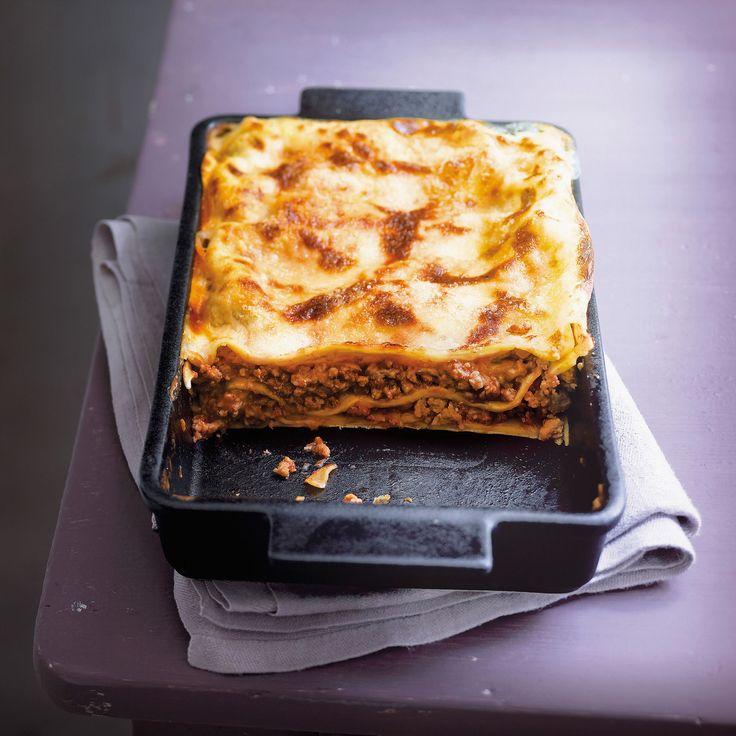 Découvrez la recette des lasagnes de veau
