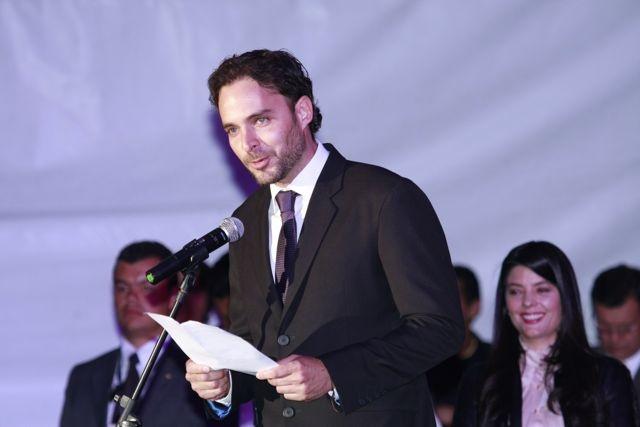 Los actores: Manolo Cardona.  Crédito Miltón Ramírez/MinCultura 2012