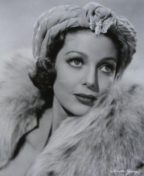 1937 - Love Under Fire, Loretta Young