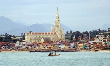 6 offbeat places in india-Kanyakumari, Tamil Nadu, India