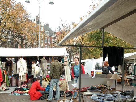 Flohmarkt am Noordermarkt, Amsterdam
