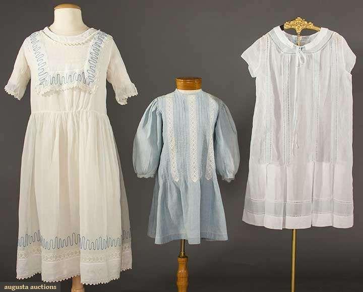 meisjes jurken 1920
