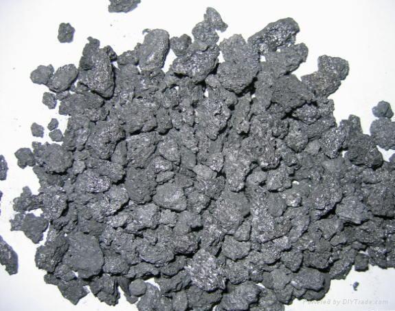 Calcined Petroleum Coke is also known as Recarburiser / Laddle additive / Carbon raiser.