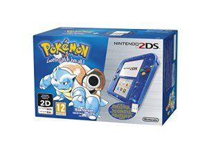 Nintendo 2DS Blu  Pokémon  Bundle Limited [Importación Italiana]
