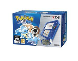 Nintendo 2DS Blu Pokémon Bundle Limited [Importación Italiana]