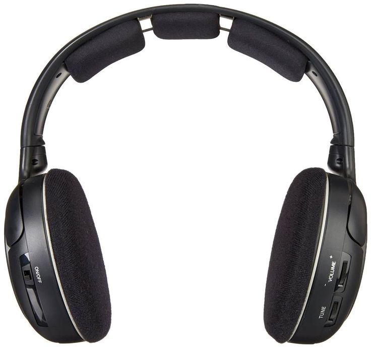 (60%) off #FREE #Shipping #Sennheiser RS120 On-Ear #Wireless RF #Headphones with Charging Dock at:- http://amzn.to/2ifKM8v and more at:-
