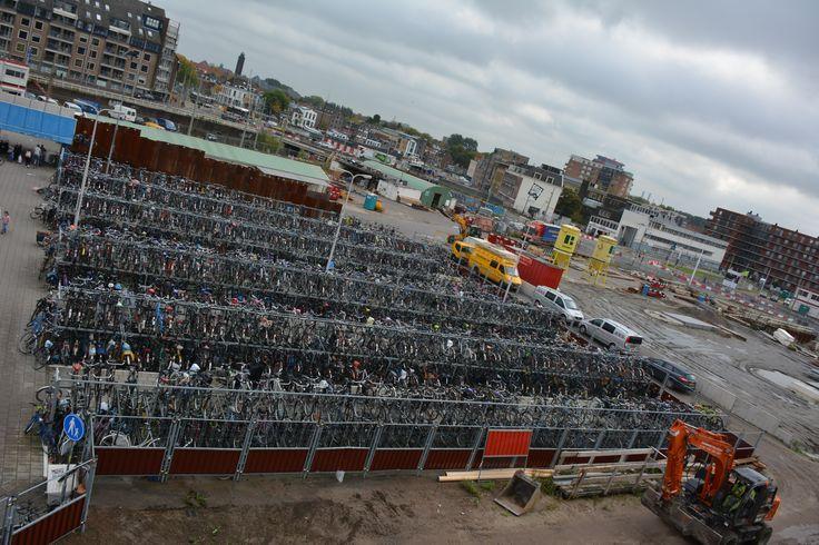 Parking in Amsterdam 2013