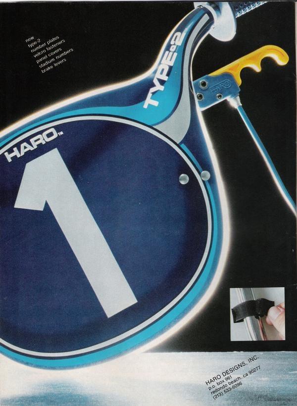 vintage bmx advertisement