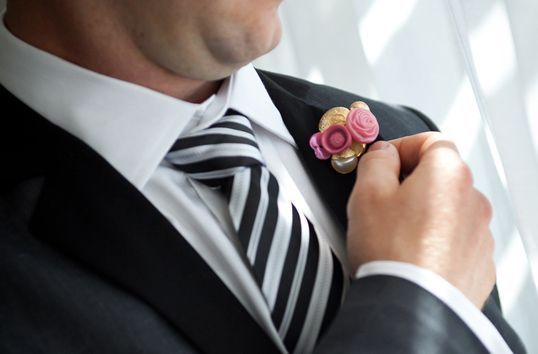 Welcome - Custom made button holes- nans button box bouquets