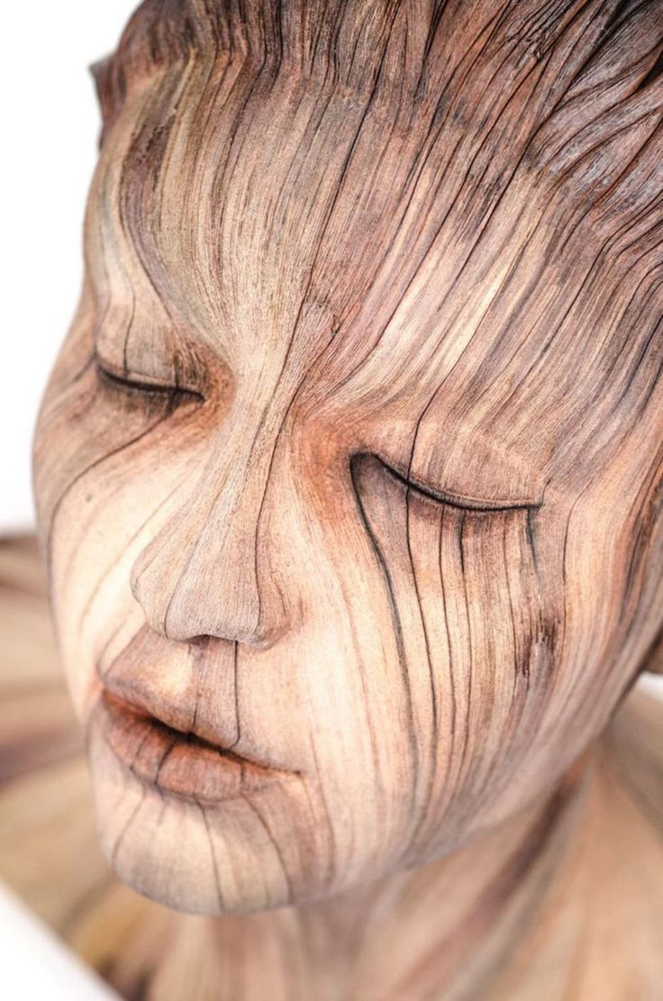 Surreal Ceramics That Look Like Wood                                                                                                                                                                                 More