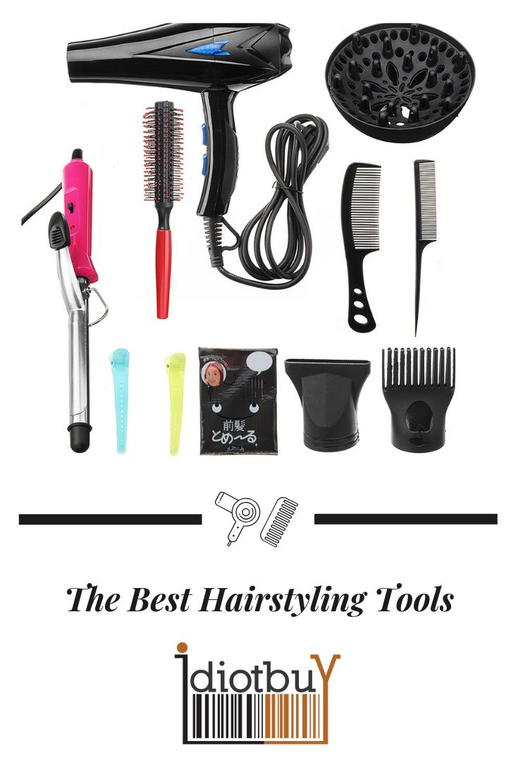 The Best Hairstyling Tools Of 2019 Gift Guide In 2019 Hair Tools Salon Hair Dryer Lightweight Hair Dryer
