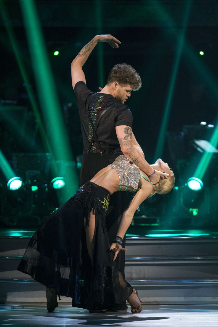 Strictly Come Dancing 2015 - Week 5 - Jay and Aliona