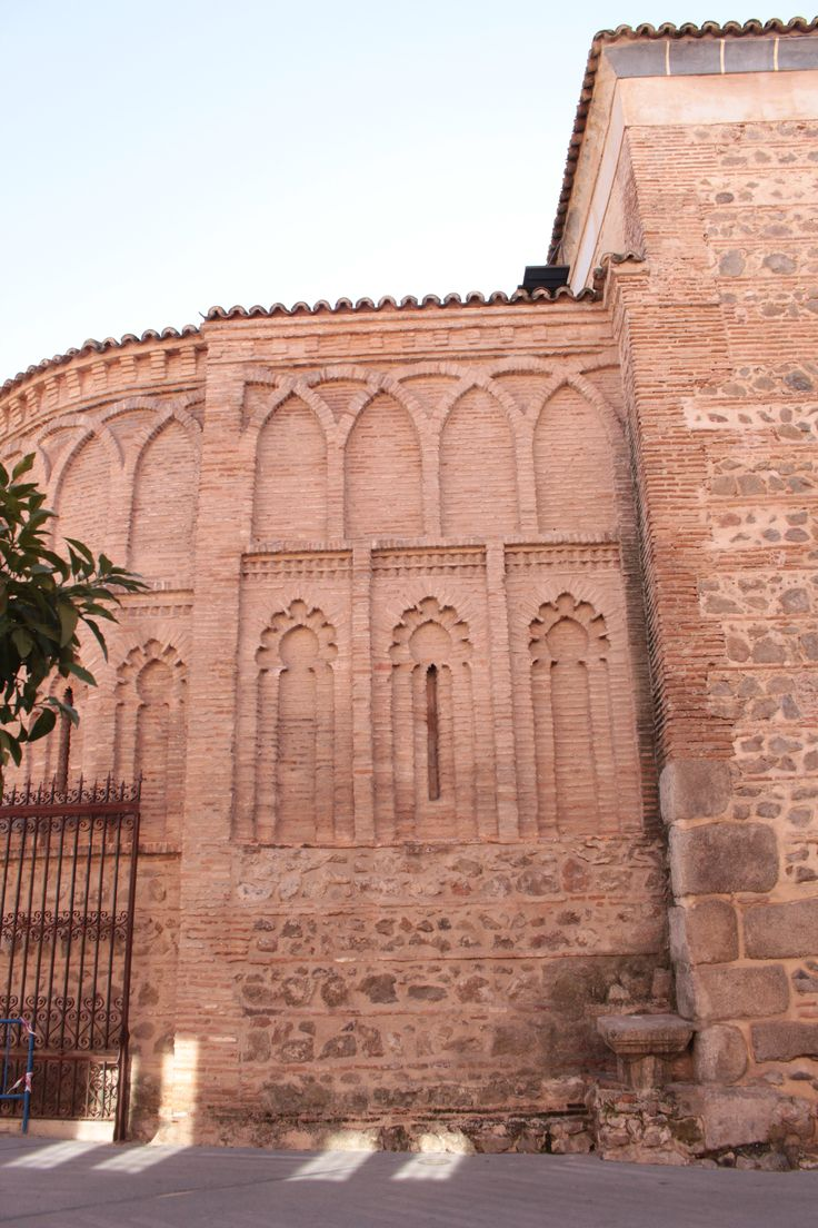 Iglesia del Salvador. Abside