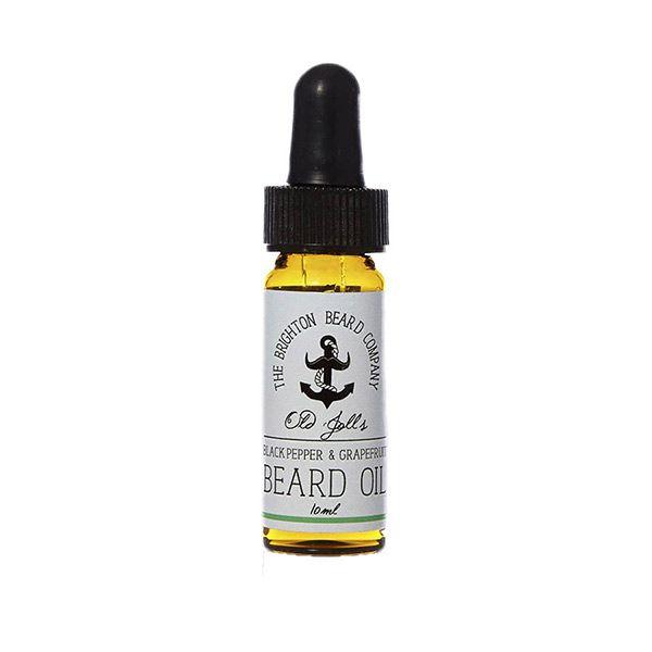 Ulei pentru barbă grapefruit și piper negru – Brighton Beard Company
