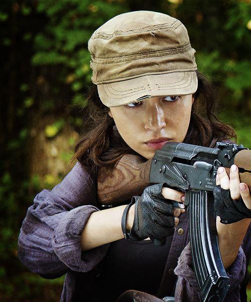 The Walking Dead / Rosita
