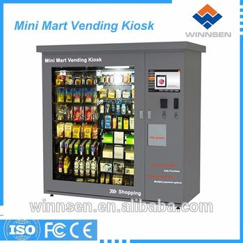 Raincoat/Slippers/Automatic Mouted Wall Small Vending Machine